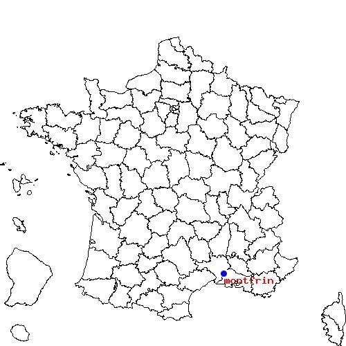 beaucaire-carte-de-france