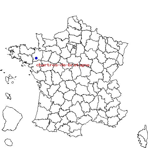Itin raire de rennes chartres de bretagne for Chartres de bretagne piscine